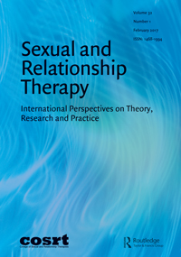 sexual and relationship therapy journal