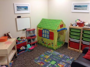 Calgary office kid's play room